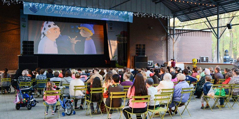 От «Сокольников» до «Музеона»: в каких еще парках открыты летние кинотеатры