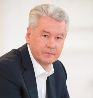 Сергей  Собянин. Мэр Москвы. Официальный сайт Мэра Москвы