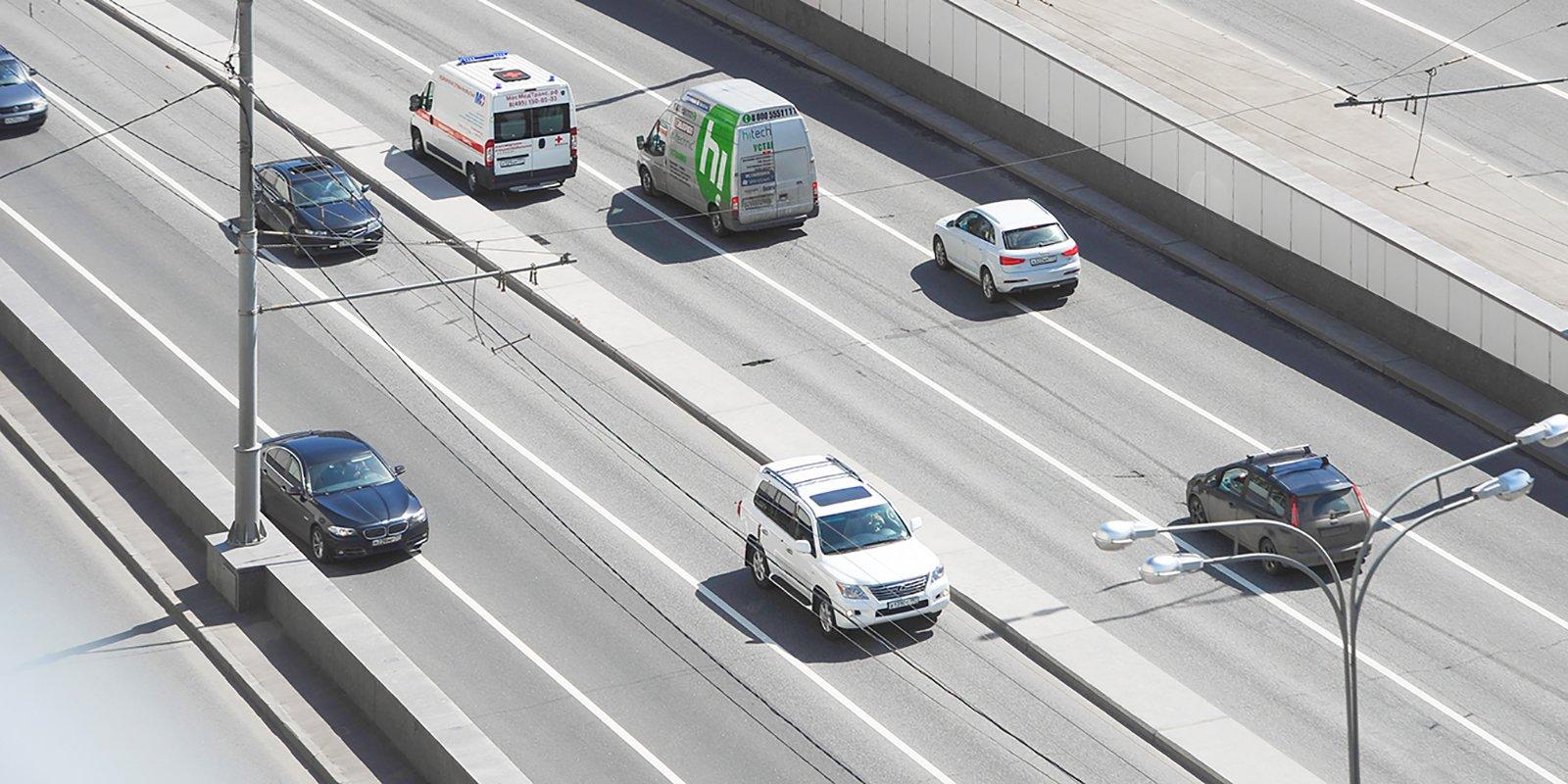 Информация о перекрытиях и авариях будет загружаться в навигаторы