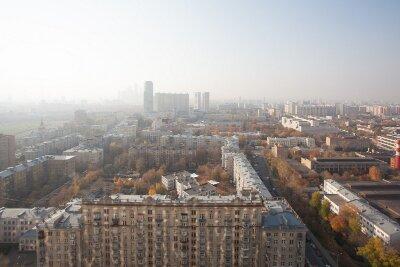 Погода в Москве ухудшится: ожидаются порывы ветра и гололедица