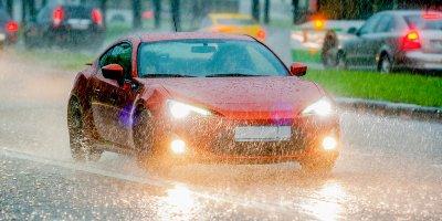 Сильный дождь со снегом сохранится в Москве до вечера четверга