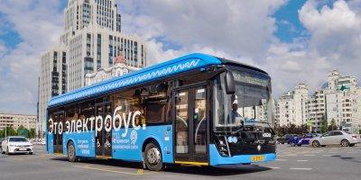 Еще восемь маршрутов: где запустят электробусы до конца года