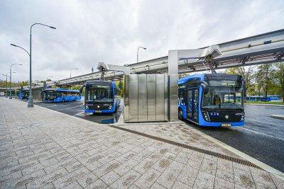 От ВДНХ до «Владыкина»: электробусы вышли еще на один маршрут