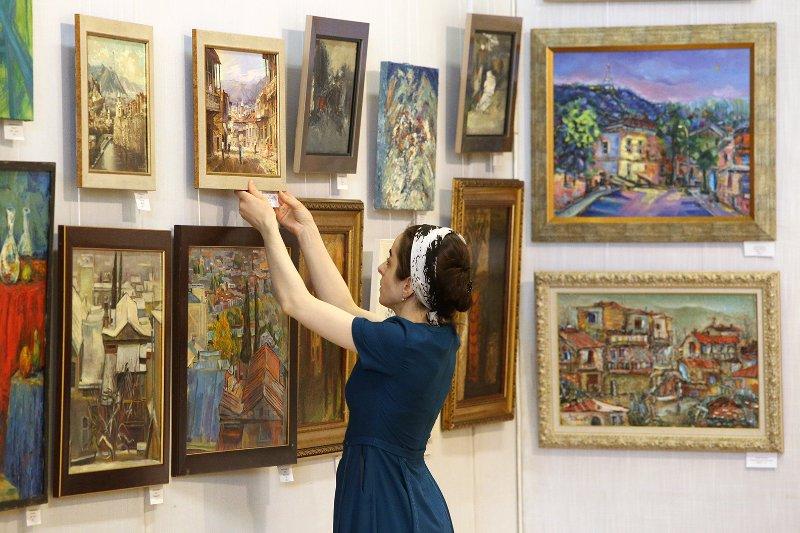 Цдх выставки