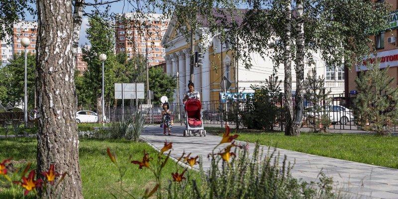 развитие сайта Улица Чехова (город Щербинка)