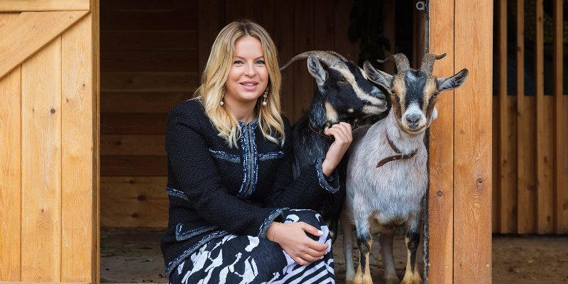Feed animals, climb a wall and explore the aviary: Svetlana Akulova tells about new Petting Zoo