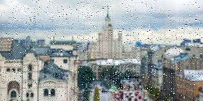 В Москве в течение дня ожидается гроза