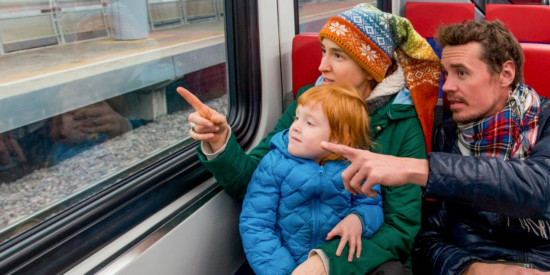 New Year's express trains to historical Moscow Region towns