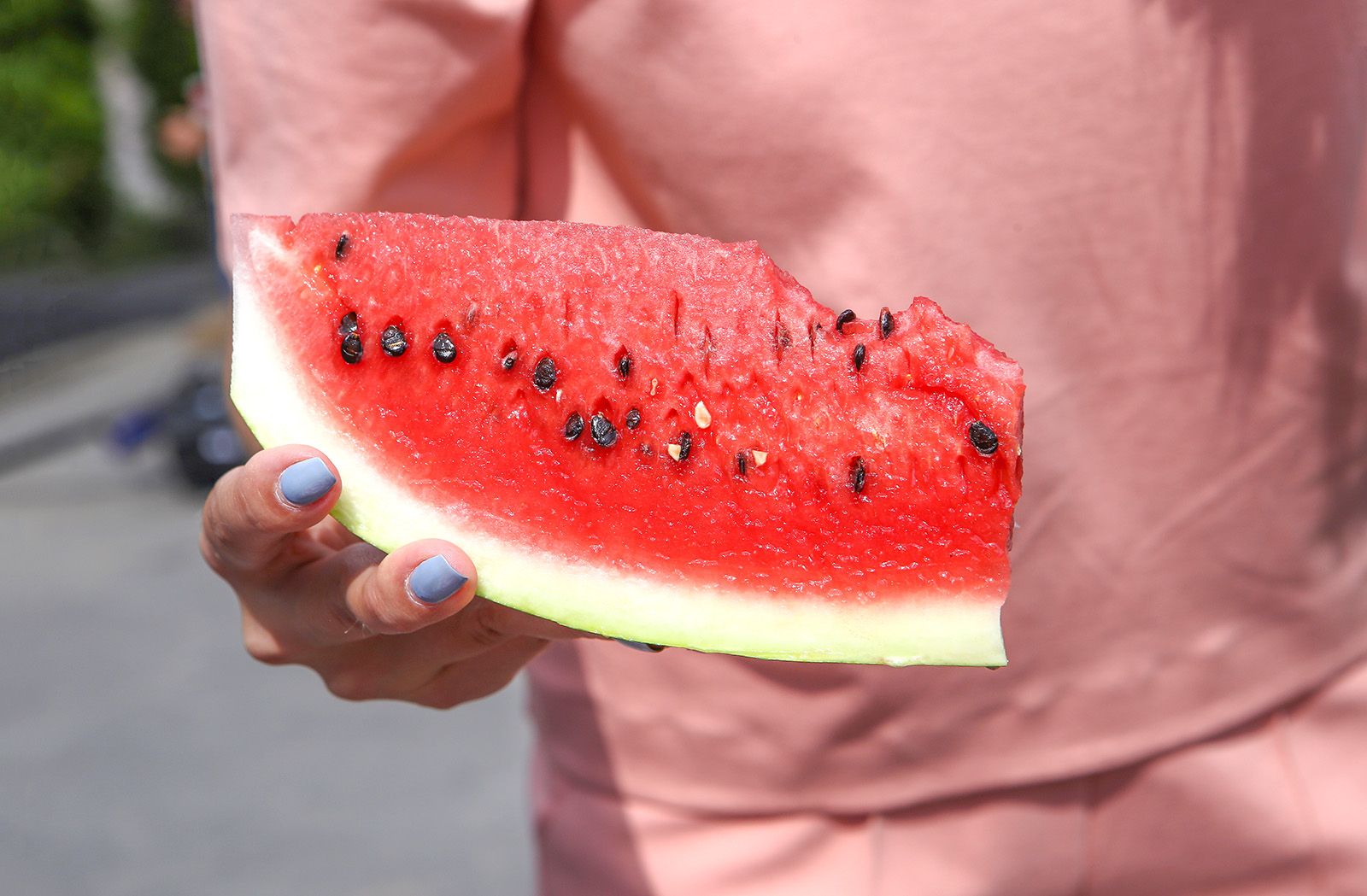 The Watermelon Season Is Upon Us In Moscow News Moscow City Web Site