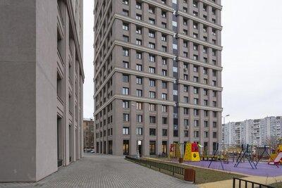 На месте бывшей промзоны Октябрьское Поле построят жилой дом