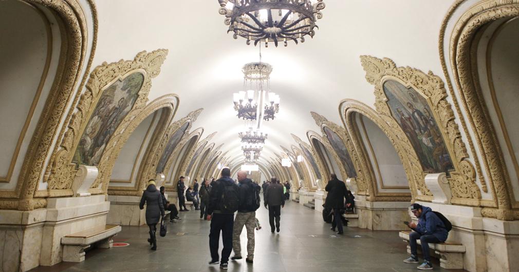 Еще три станции столичного метро признаны объектами культурного наследия