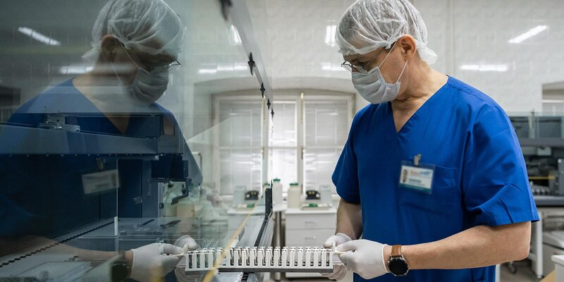 Московские врачи вылечили от коронавируса почти 855 тысяч человек