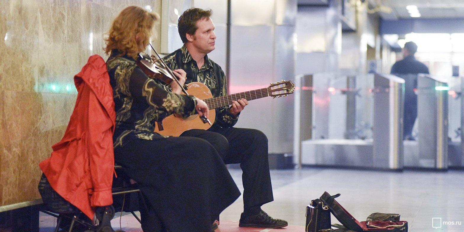 Более 500 музыкантов заявили о желании выступать в метро