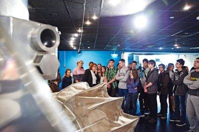 200 тысяч московских школьников  бесплатно посетили музеи с  начала учебного года