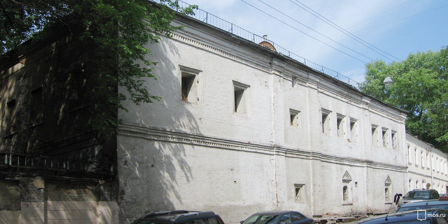 От XVII века до наших дней: в столице отреставрируют палаты Мазепы