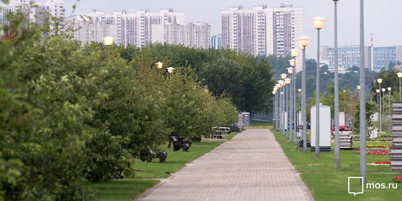 Eighty new parks to be created in Moscow in the next few years