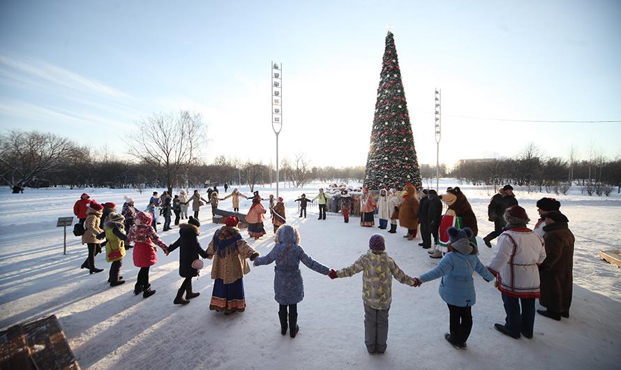 Праздники в цифрах: как столица отдохнула в новогодние каникулы. Официальный сайт Мэра Москвы