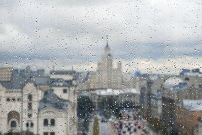 Ветер и небольшой дождь: прогноз погоды на последнюю неделю апреля
