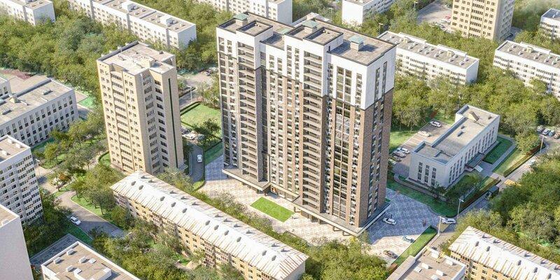 Дом по программе реновации в районе Перово сдадут в 2022 году