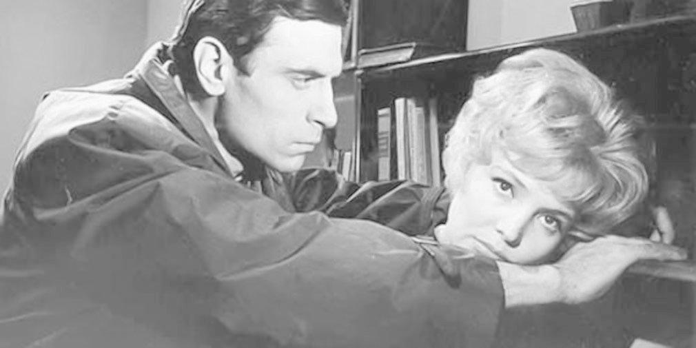 Кадр из фильма «Еще раз про любовь». Режиссер Георгий Натансон. 1968 год