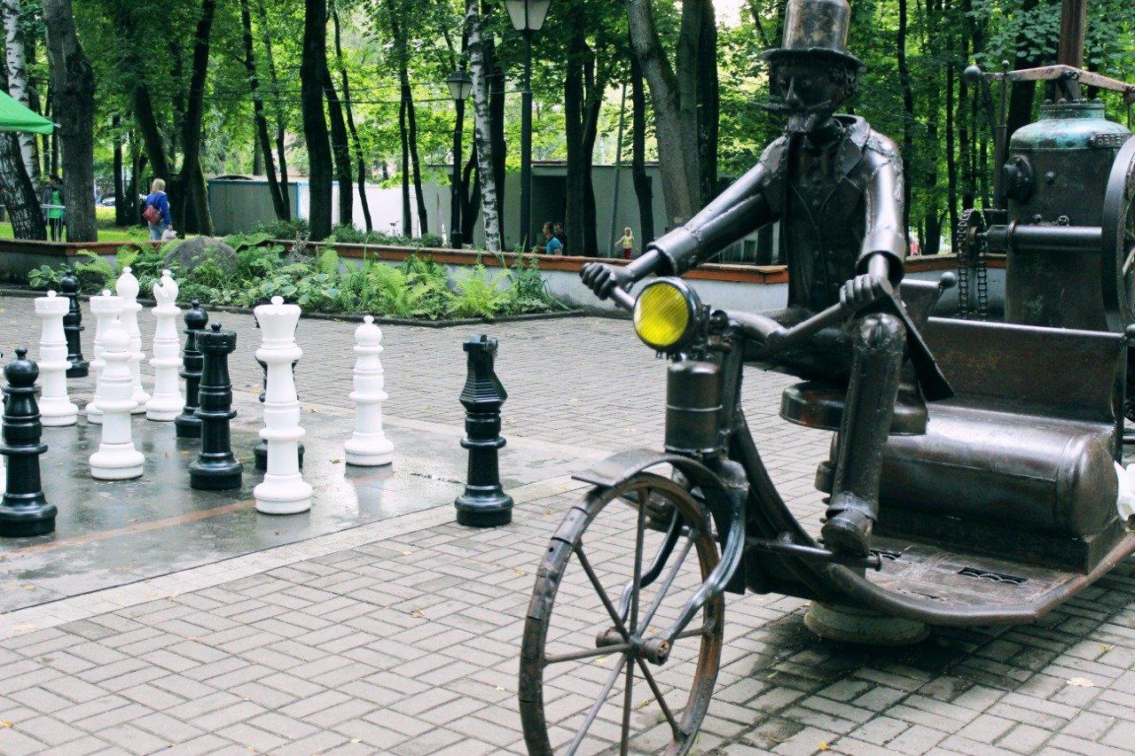 Московский гамбит: в каких столичных парках можно почувствовать себя гроссмейстером