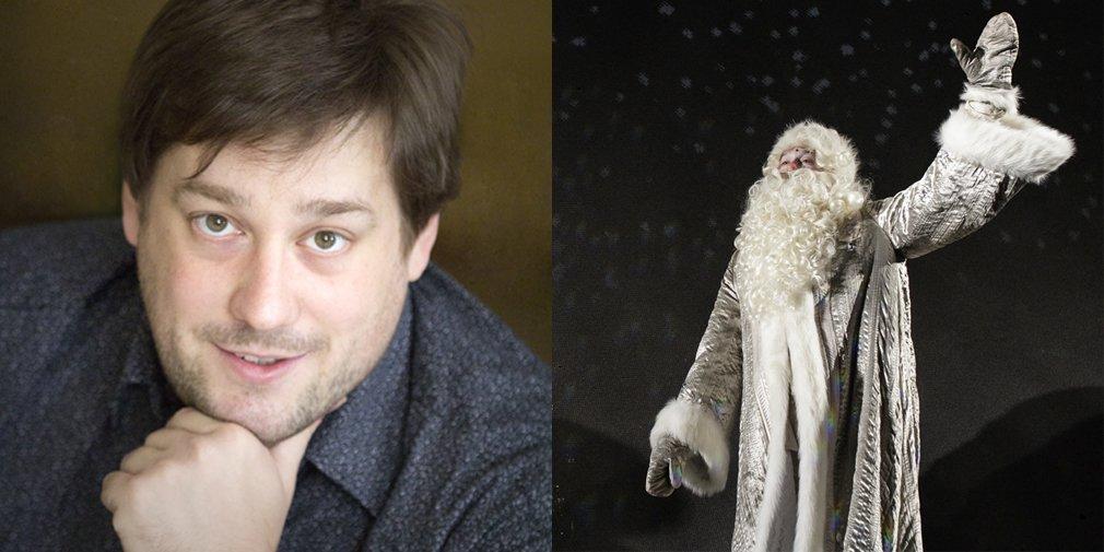 «Однажды я забыл бороду». Актеры московских театров — о роли Деда Мороза