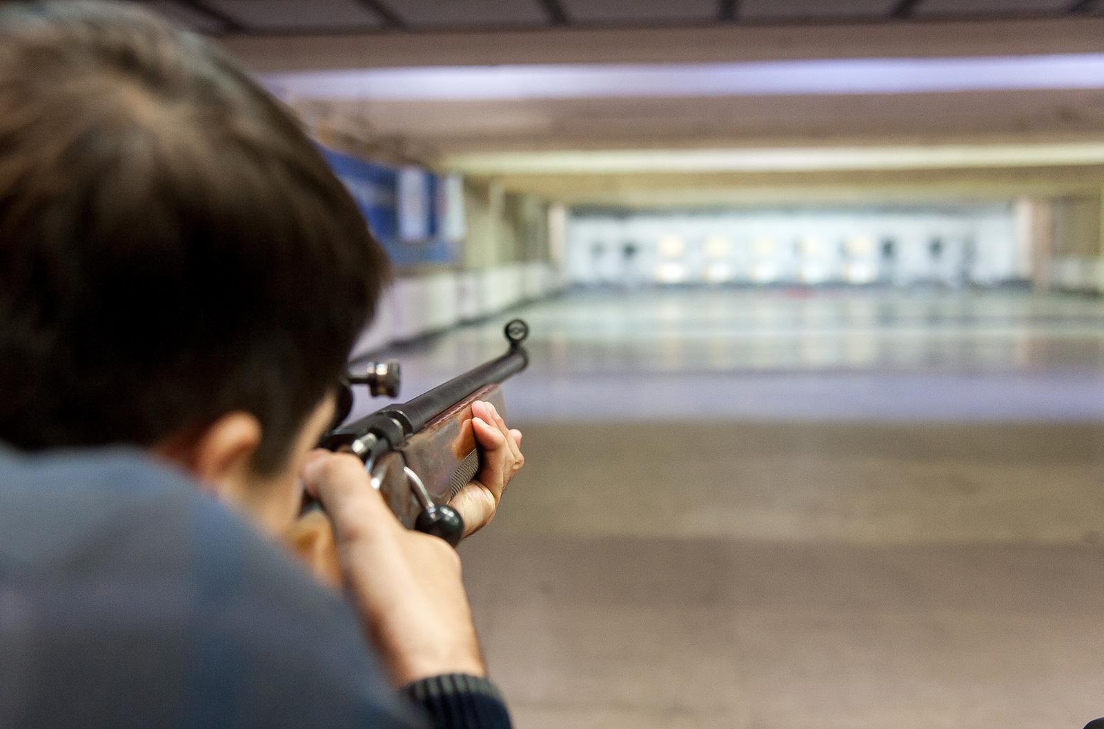 Картинки стрельба по мишеням