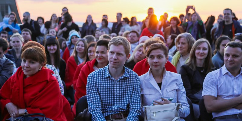 Music on the rooftop: VDNKh gives live open-air concerts