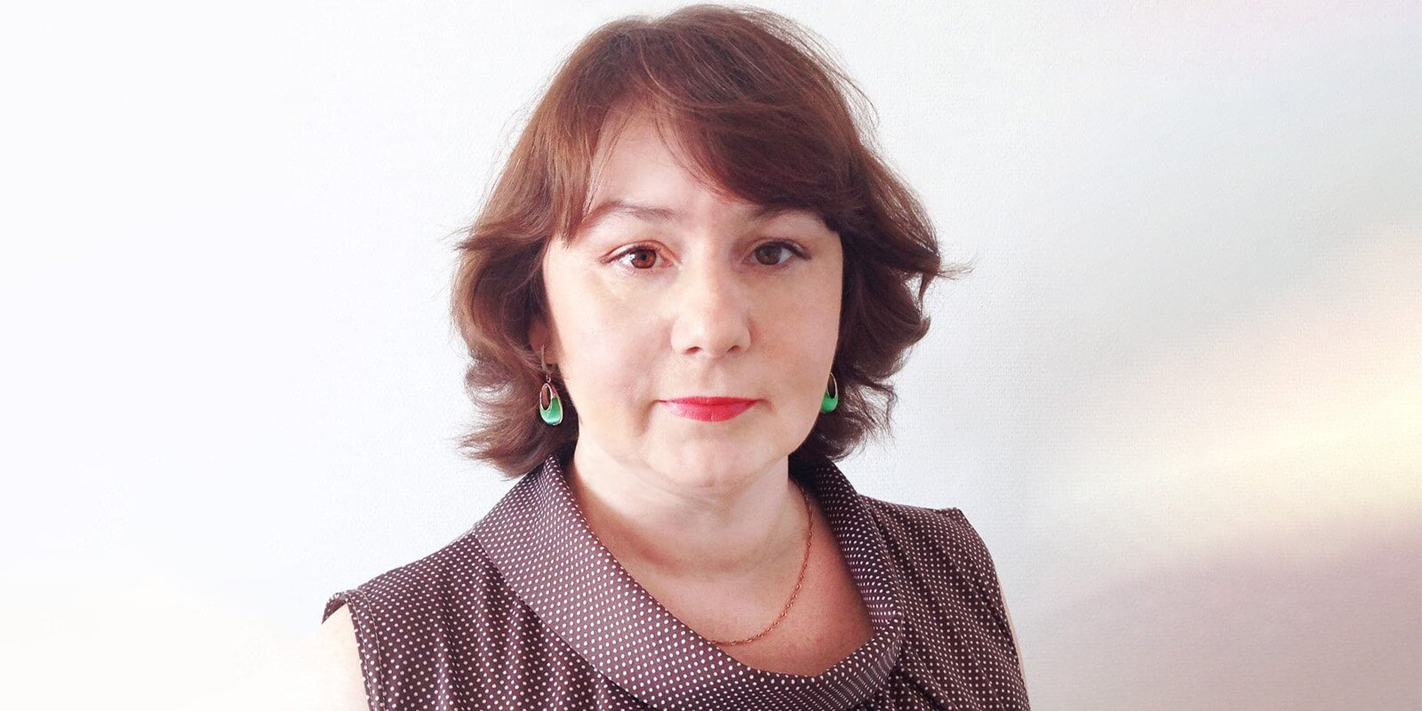 Polina Zakharova, Director of Mosekomonitoring