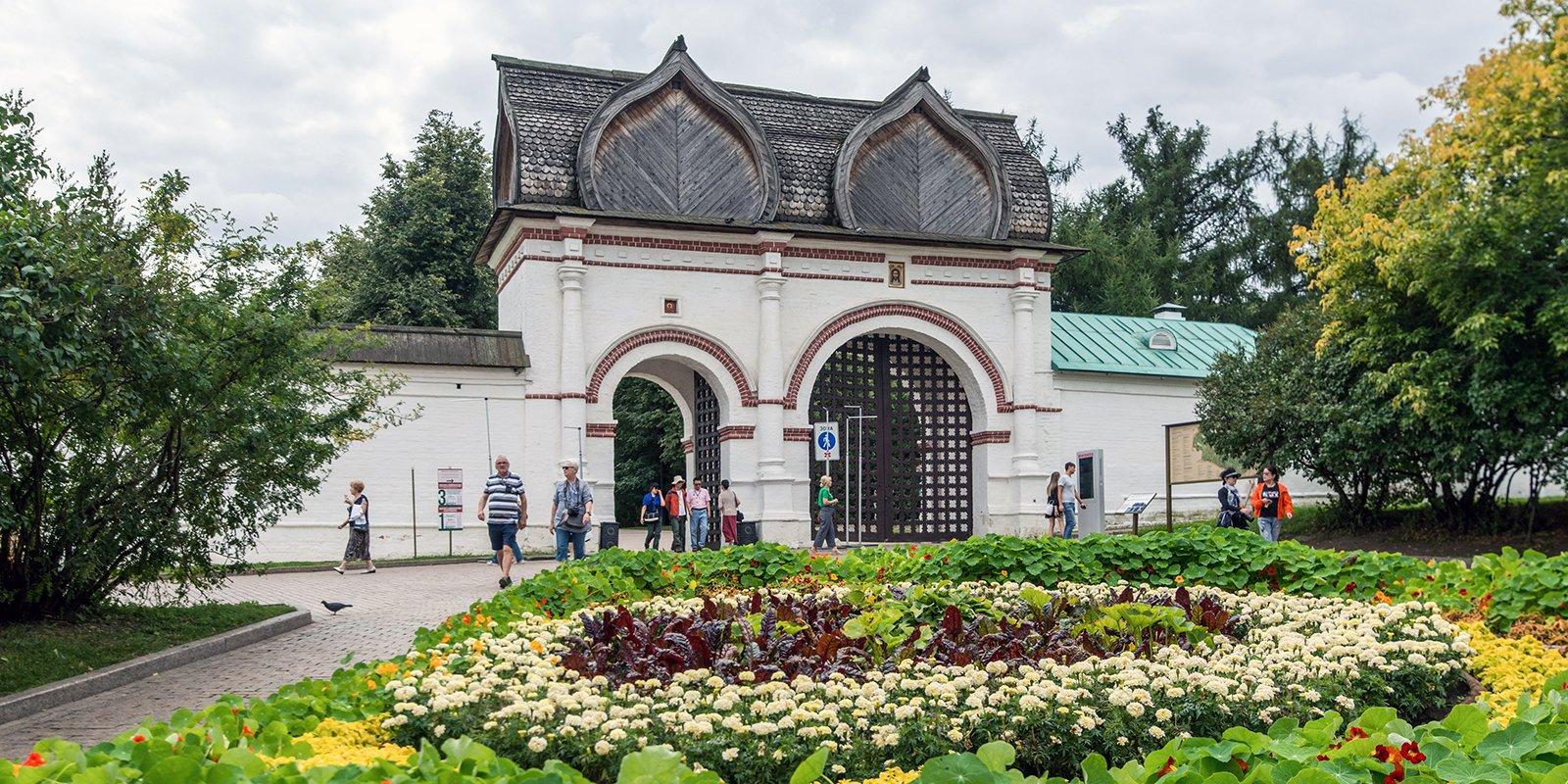 Спасские (Задние) ворота. Фото: mos.ru. Юлия Иванко