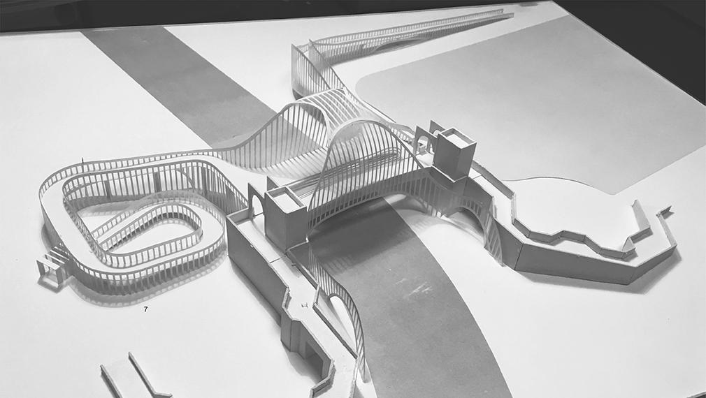 ВМосковском зоопарке построят пешеходный мост-волну