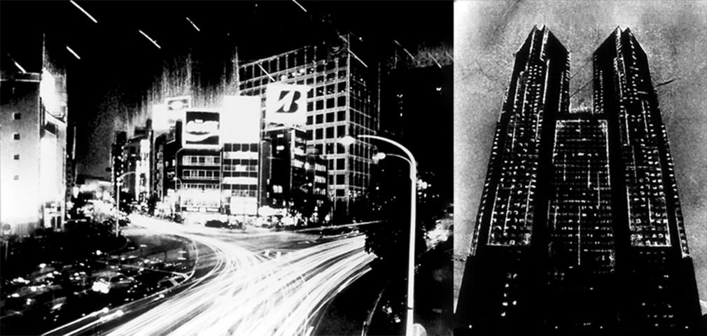 Брюс Осборн (США, Япония). Фото из серии «Мощь Токио», 1990–1995 годы