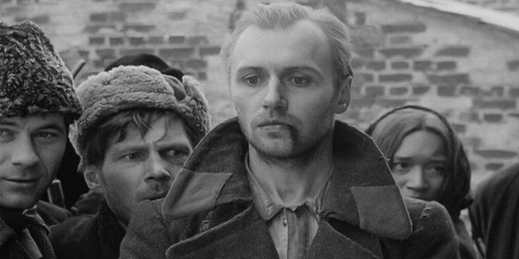 Кадр из фильма «Восхождение». Режиссер Л. Шепитько. 1976 год