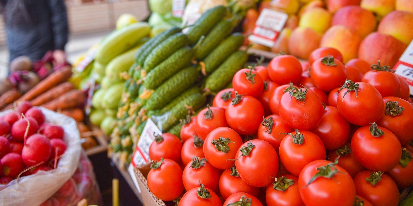 Для фермеров и предпринимателей: начался прием заявок на участие в ярмарках выходного дня