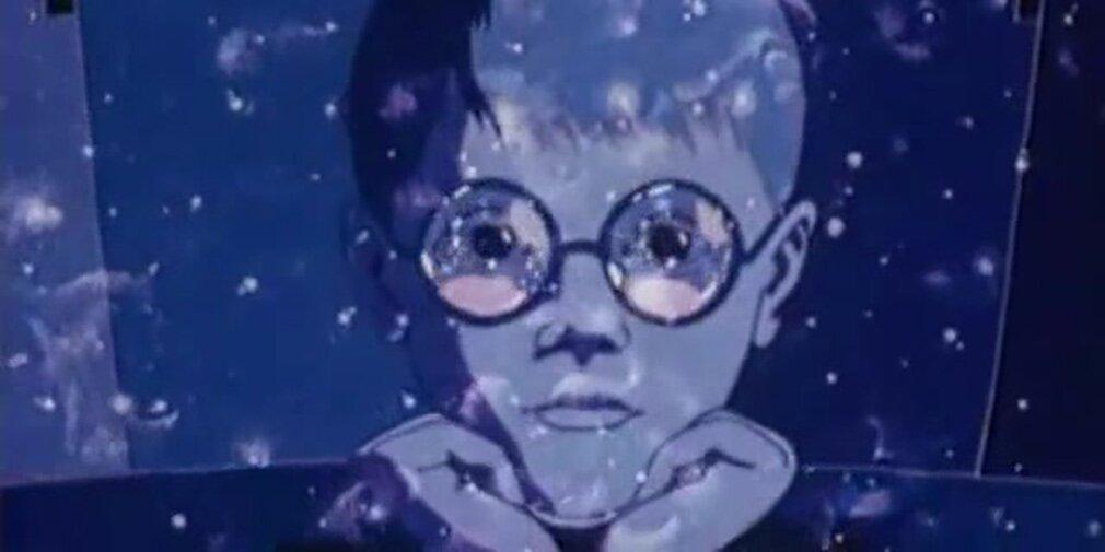 Кадр из мультфильма «Зеркало времени». Режиссер В. Тарасов. 1976 год