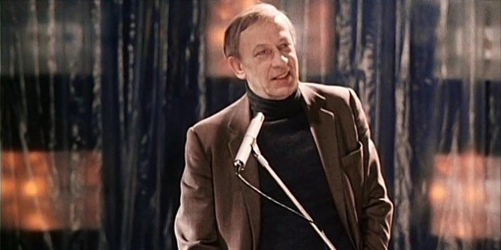 Кадр из фильма «Зимний вечер в Гаграх». Режиссер Карен Шахназаров. 1985 год