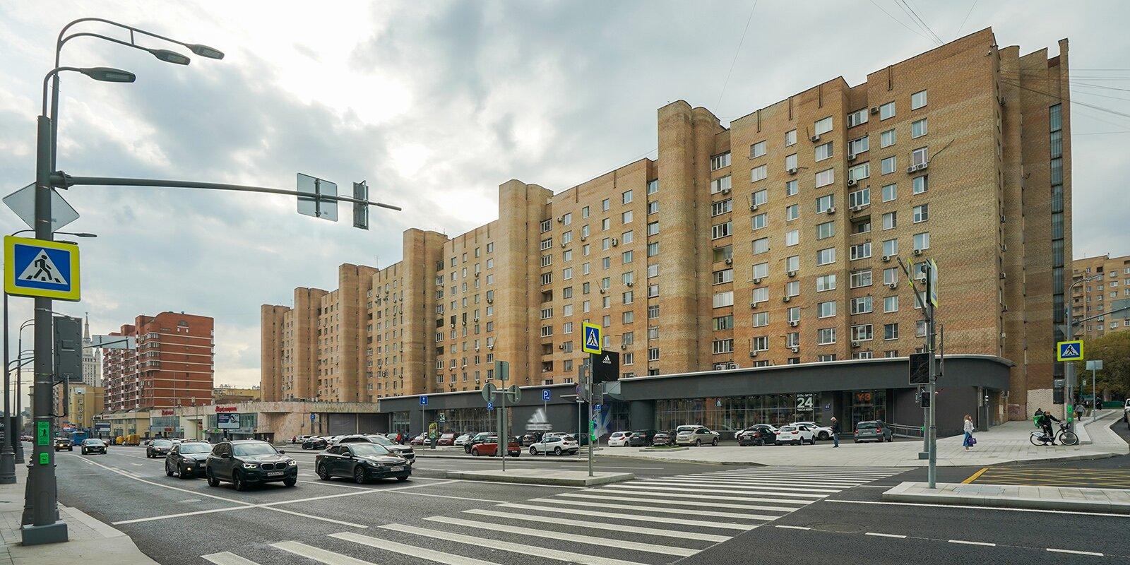 На территории Пресненского района завершено комплексное благоустройство