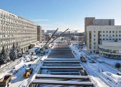 Сергей Собянин: Станцию «Воронцовская» БКЛ достроят до конца года