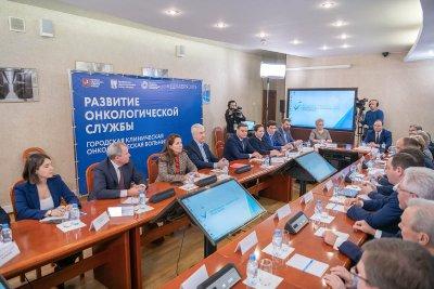 Сергей Собянин — о развитии онкологической службы города
