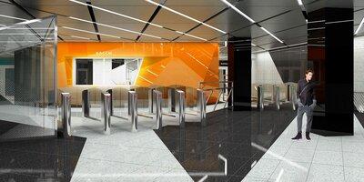 Станция метро «Воронцовская» Большой кольцевой линии