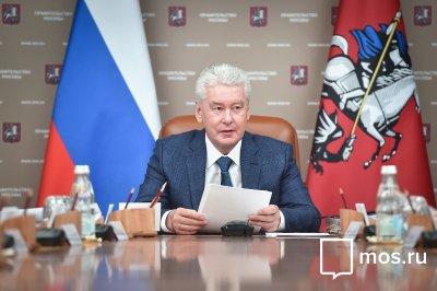 Собянин, Мэр Москвы, Правительство Москвы, Фестиваль, Торговля